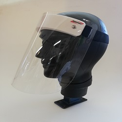 BOSPORT PROTECTIVE FACE SHIELD AVS-20 PRO - detail