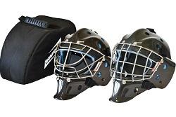 Goalie mask BOSPORT BM PRO - detail