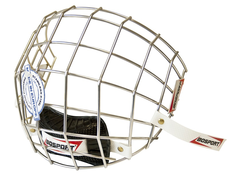 Face protector BOSPORT UNI STAINLESS